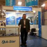 Astar exhibtion
