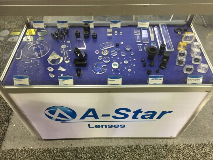 A-Star in SPIE Photonics West 2017